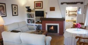 Cortijillo's lounge