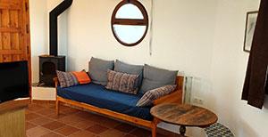 Zona salón de estar